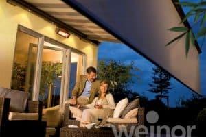 חשיבותן של מערכות הצללה במגדלי מגורים