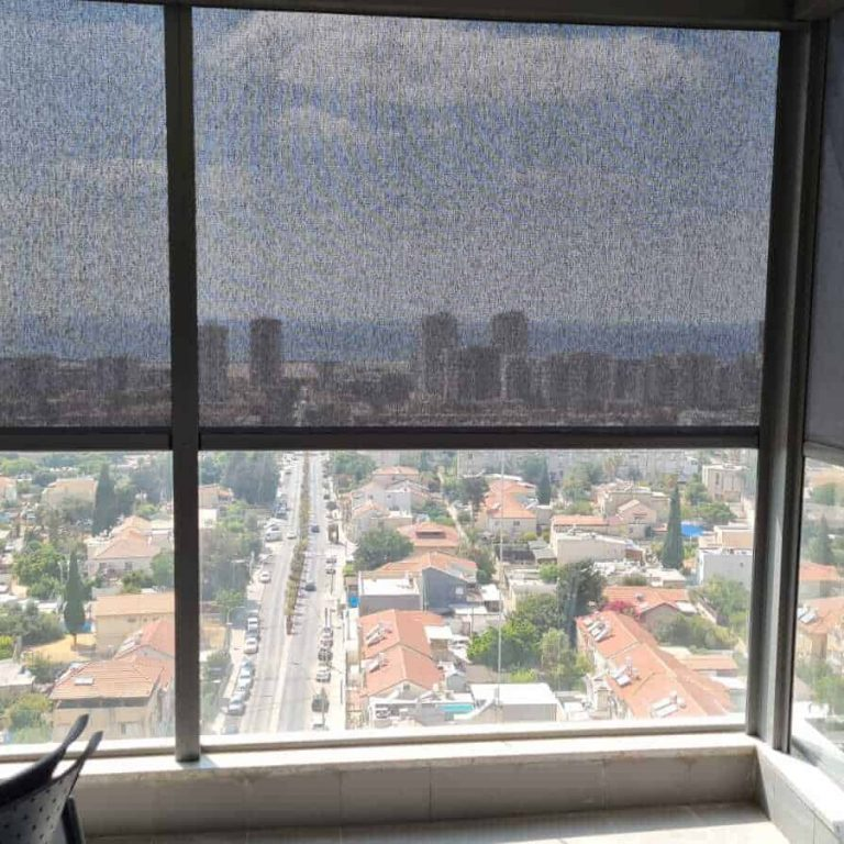 סוככי מסך zip בחיפה 2
